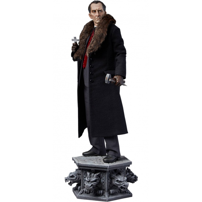 Dracula 1958: Van Helsing Premium 1:4 Scale Statue Sideshow Collectibles Product