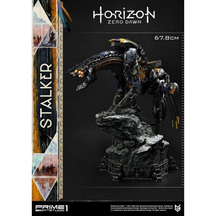 Horizon Zero Dawn: Stalker 1:4 Scale Statue Prime 1 Studio Product