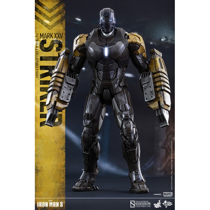 Iron Man Mark XXV Striker 1/6 figure Hot Toys Product
