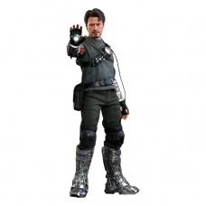 Iron Man Movie Masterpiece Action Figure 1/6 Tony Stark (Mech Test Deluxe Version) | Hot Toys