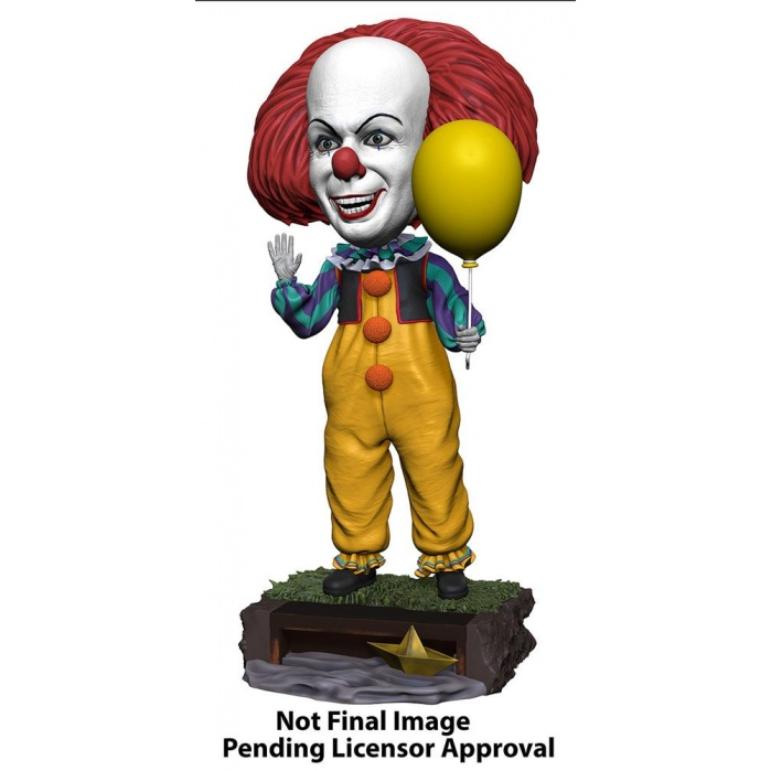 It 1990 Head Knocker Bobble-Head NECA Product