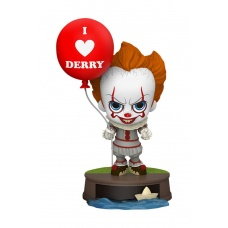 It Chapter Two Cosbaby Mini Figure Pennywise with Balloon 11 cm | Hot Toys