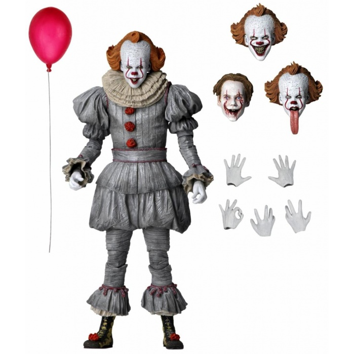 IT: Chapter Two - Ultimate Pennywise 7 inch Action Figure NECA Product