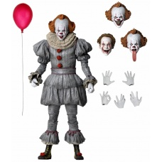 IT: Chapter Two - Ultimate Pennywise 7 inch Action Figure | NECA