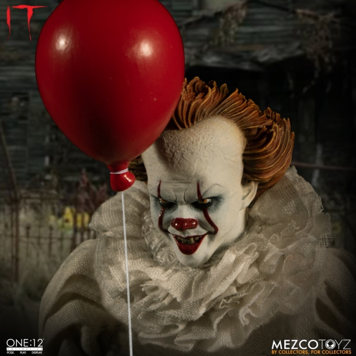 IT - Pennywise The One:12 Collective Mezco Toyz Product
