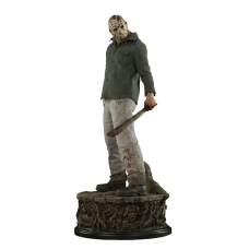 Jason Voorhees Friday the 13th Premium Format Figure Sideshow Collectibles Product Image