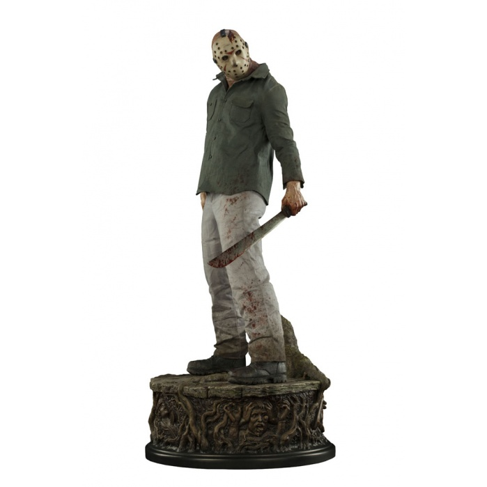 Jason Voorhees Friday the 13th Premium Format Figure Sideshow Collectibles Product
