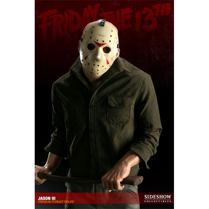 Jason Voorhees Premium Format Figure Sideshow Collectibles Product