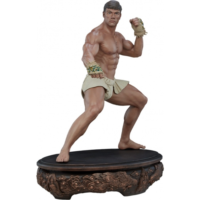 Jean-Claude Van Damme: Muay Thai Tribute 1:3 Scale Statue Pop Culture Shock Product