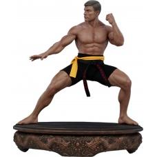 Jean-Claude Van Damme: Shotokan Tribute 1:3 Scale Statue | Pop Culture Shock