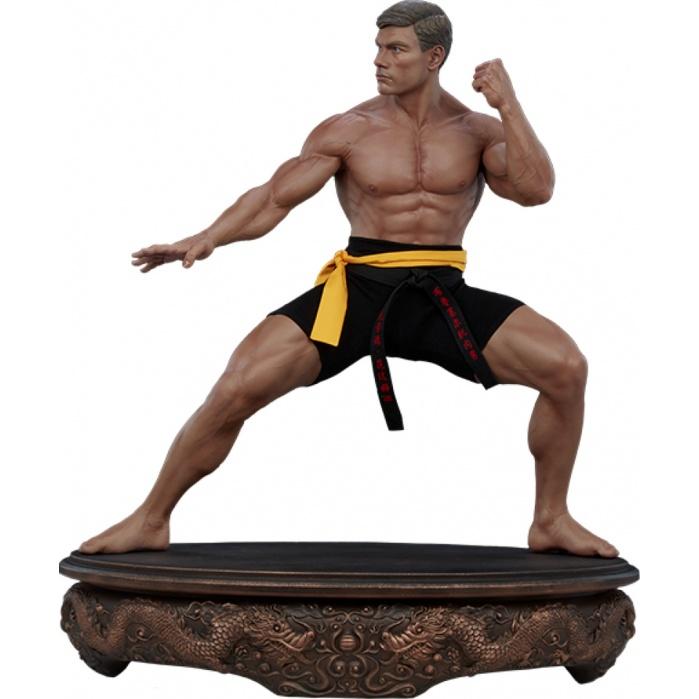 Jean-Claude Van Damme: Shotokan Tribute 1:3 Scale Statue Pop Culture Shock Product