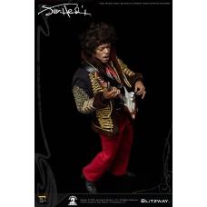 Jimi Hendrix: 1:6 Scale Figure - Blitzway (EU)