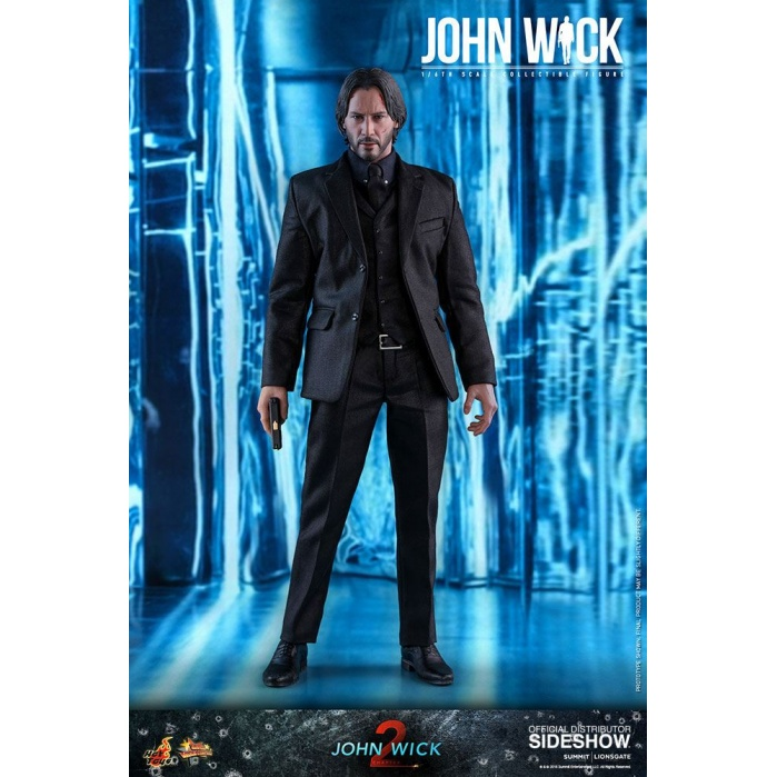 John Wick Chapter 2 Movie 1/6 Action Figure Hot Toys Product