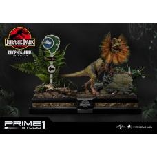 Jurassic Park: Dilophosaurus Bonus Version 1:6 Scale Statue   Prime 1 Studio