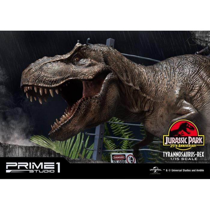 Jurassic Park Statue 1/15 Tyrannosaurus-Rex Prime 1 Studio Product