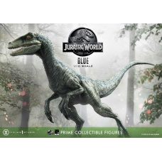 Jurassic World: Blue Open Mouth Version 1:10 Scale Statue | Prime 1 Studio