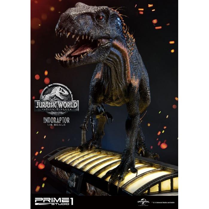 Jurassic World: Fallen Kingdom Statue Indoraptor Prime 1 Studio Product