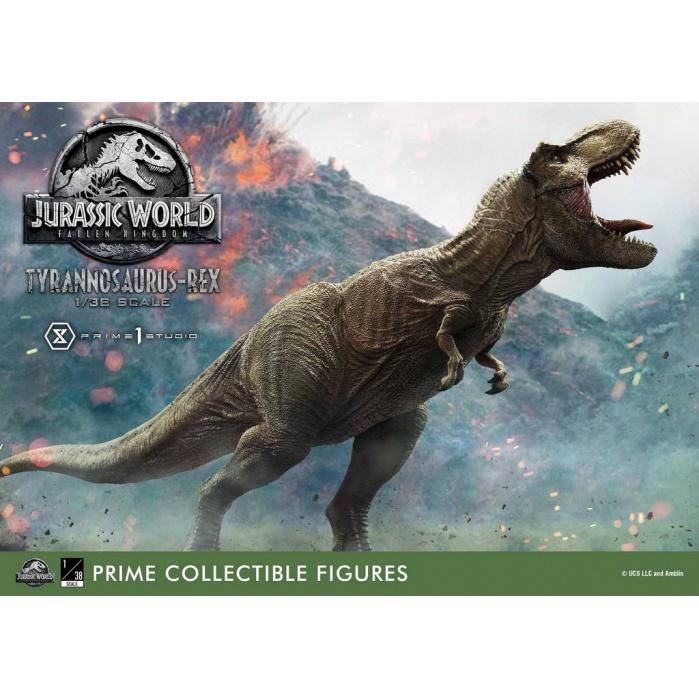 Jurassic World: Fallen Kingdom - Tyrannosaurus Rex 1:38 Scale Statue Prime 1 Studio Product