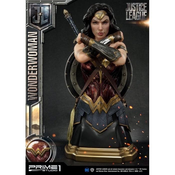 Justice League 1/3 Bust Wonder Woman 44 cm Prime 1 Studio Product