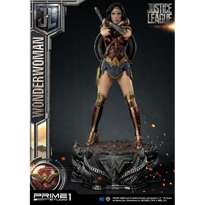 Justice League 1/3 Statue Wonder Woman 85 cm Prime 1 Studio Product