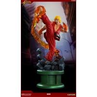Ken Street Fighter IV Statue Pop Culture Shock Product