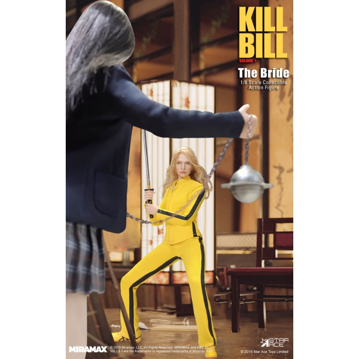 Kill Bill: The Bride 1:6 Scale Figure Star Ace Toys Product
