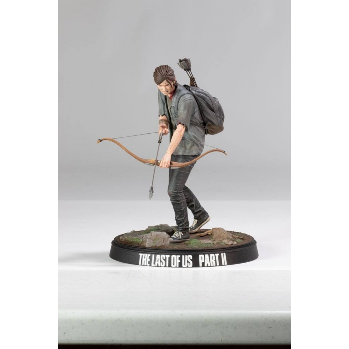 Last of Us Part 2: Ellie with Bow 8 inch Statue Dark Horse Product