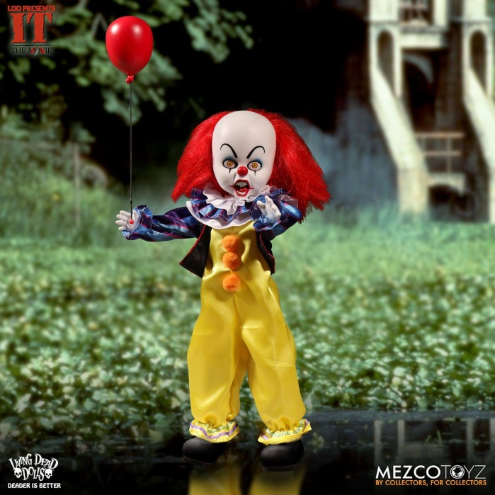 Living Dead Dolls Doll It Pennywise Mezco Toyz Product