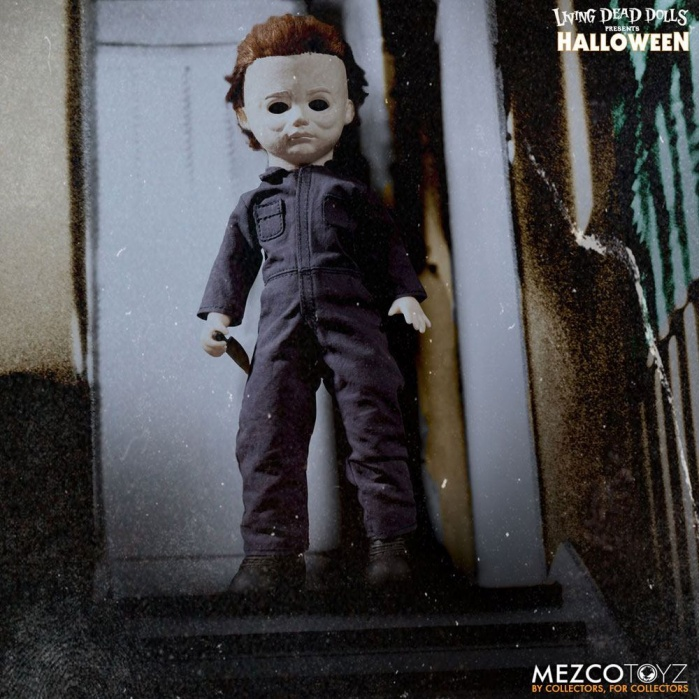 Living Dead Dolls Halloween Michael Myers Mezco Toyz Product