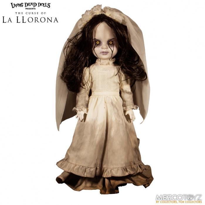 Living Dead Dolls: La Llorona Mezco Toyz Product