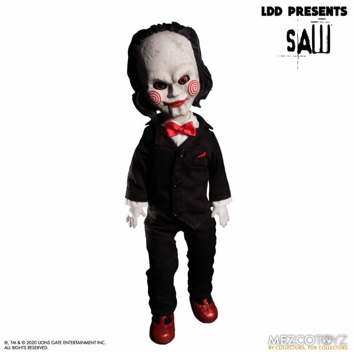 Living Dead Dolls: Saw - Billy Mezco Toyz Product