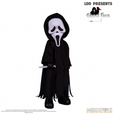 Living Dead Dolls: Scream - Ghostface 10 inch Action Figure | Mezco Toyz
