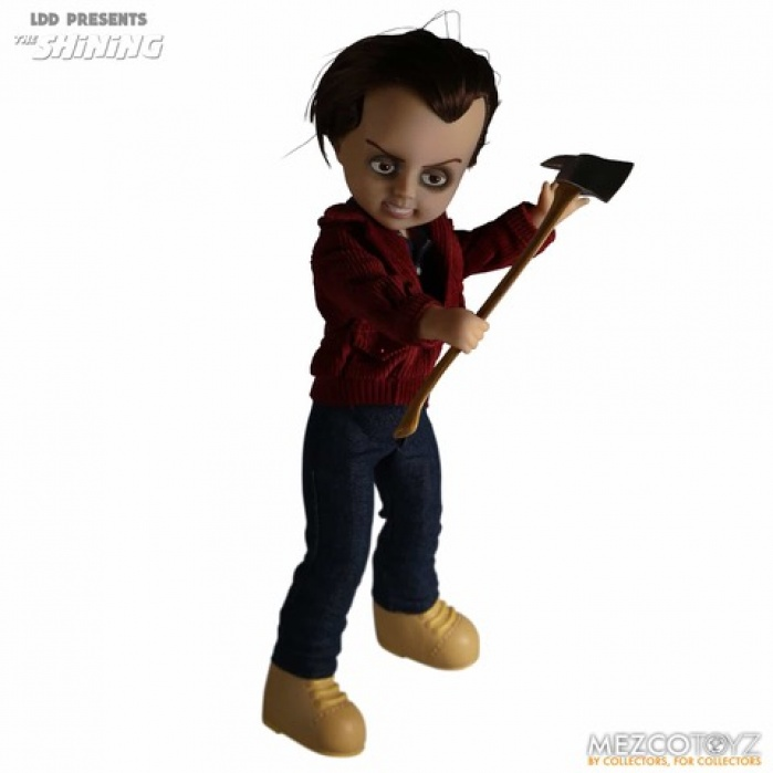 Living Dead Dolls: The Shining - Jack Torrance 10 inch Doll Mezco Toyz Product