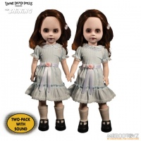 Living Dead Dolls: The Shining - Talking Grady Twins 2-Pack Mezco Toyz Product