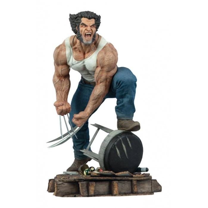 Logan Premium Format 1/4  Statue Sideshow Collectibles Product