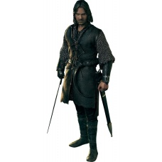 Lord of the Rings: Aragorn at Helm's Deep 1:6 Scale Figure Sideshow Collectibles Product Image