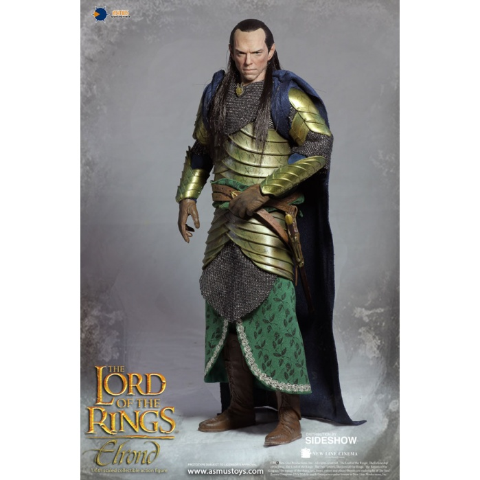 Lord of the Rings: Elrond 1:6 Scale Figure Sideshow Collectibles Product