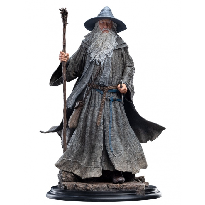 Lord of the Rings: Gandalf the Grey Pilgrim 1:6 Scale Statue Weta Workshop Product