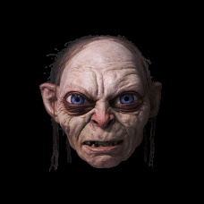 Lord of the Rings: Gollum Mask | Trick or Treat Studios