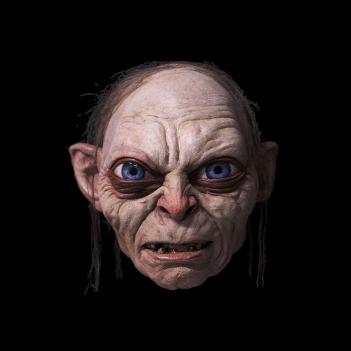 Lord of the Rings: Gollum Mask Trick or Treat Studios Product