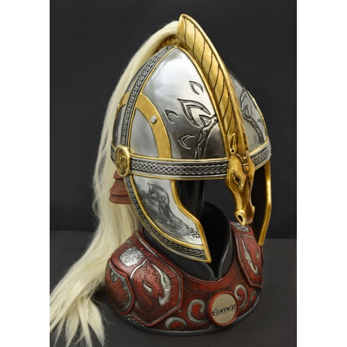 Lord of the Rings: Helm of Eomer 1:1 Scale Replica United Cutlery Product