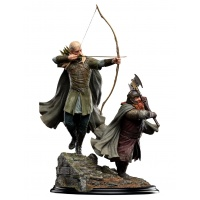 Lord of the Rings: Legolas and Gimli at Amon Hen 1:6 Scale Statue Weta Workshop Product