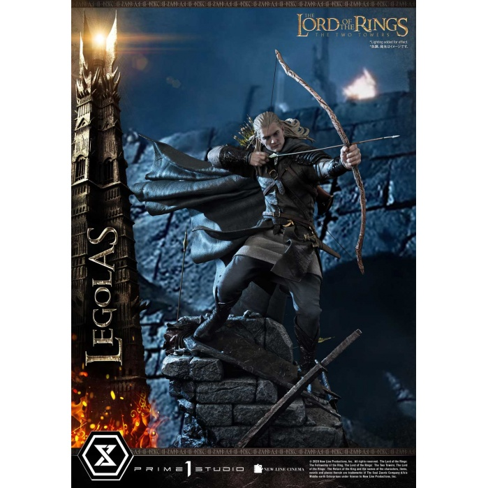 Lord of the Rings: The Two Towers - Bonus Legolas 1:4 Scale Statue Prime 1 Studio Product