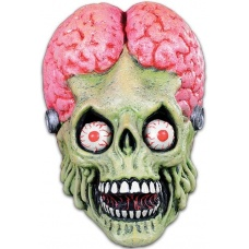 Mars Attacks: Drone Martian Mask Trick or Treat Studios Product Image