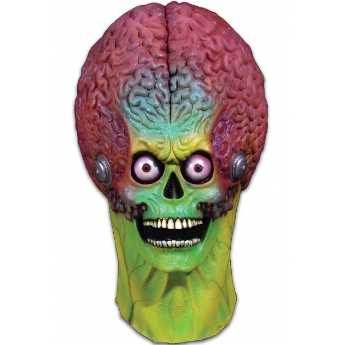 Mars Attacks: Soldier Martian Mask Trick or Treat Studios Product