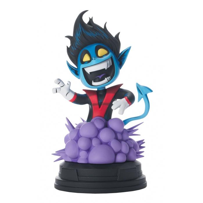 Marvel Animated: Nightcrawler Statue Diamond Select Toys Product