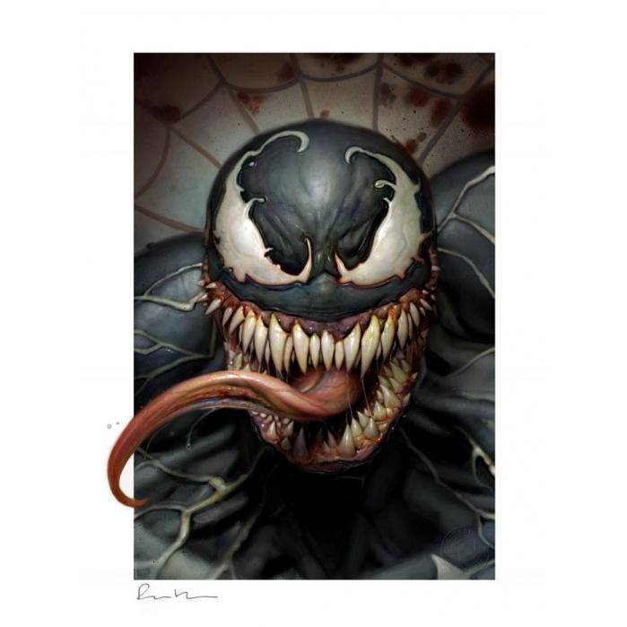 Marvel Art Print Venom 46 x 61 cm - unframed Sideshow Collectibles Product