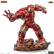 Marvel: Avengers Age of Ultron - Hulkbuster 1:10 Scale Statue Iron Studios Product Image