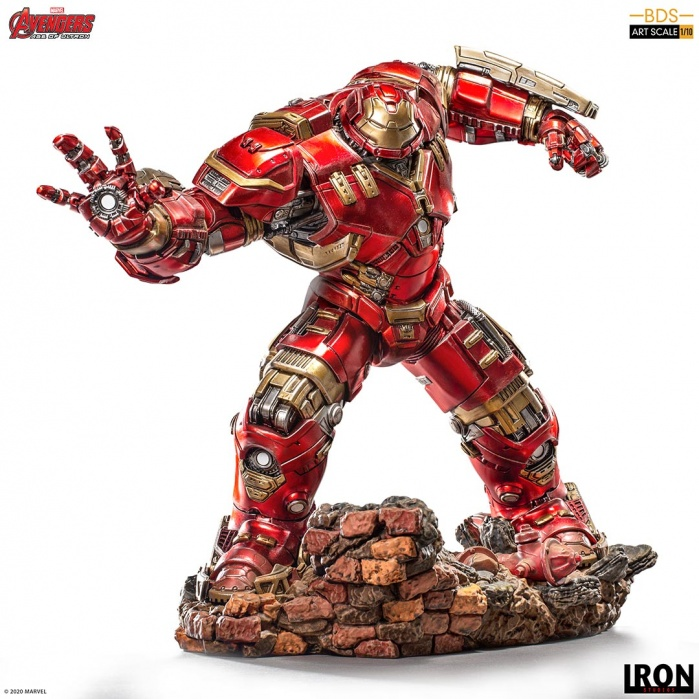Marvel: Avengers Age of Ultron - Hulkbuster 1:10 Scale Statue Iron Studios Product