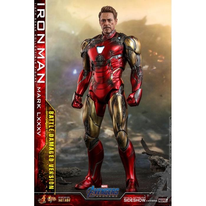 Marvel: Avengers Endgame - BD Iron Man Mark LXXXV 1:6 Scale Figure Hot Toys Product